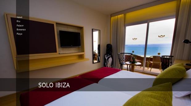 Hotel Riu Palace Bonanza Playa opiniones