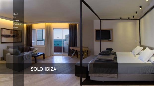 Hotel Riu Palace Bonanza Playa reservas