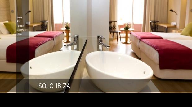 Hotel Riu Palace Bonanza Playa reverva