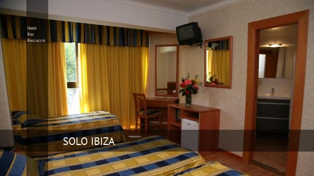 Hotel Roc Boccaccio reservas
