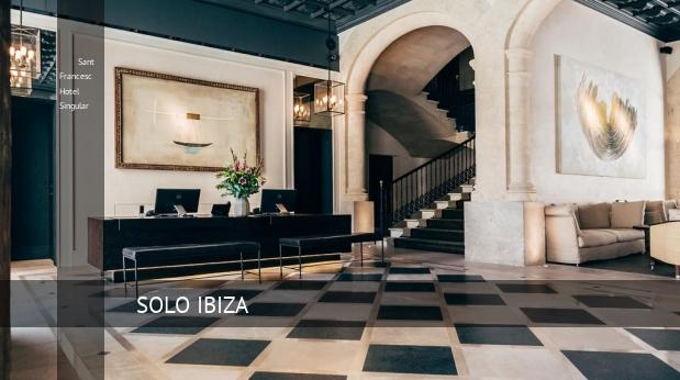 Hotel Sant Francesc Hotel Singular