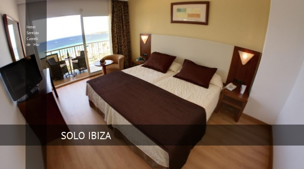 Hotel Sentido Castell de Mar booking