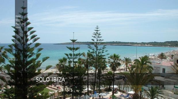 Hotel Sentido Playa del Moro reverva