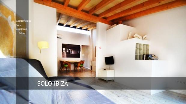 Apartamentos Sofia Apartment - Palma reverva