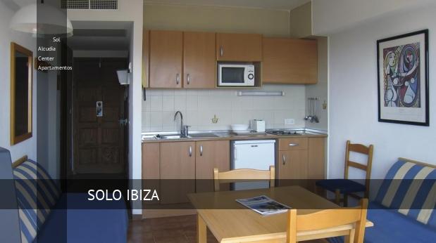 Sol Alcudia Center Apartamentos booking