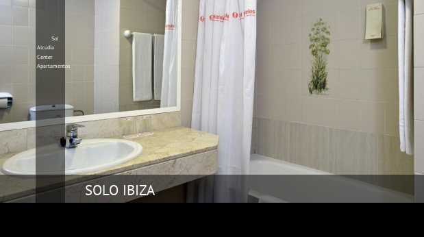 Sol Alcudia Center Apartamentos reservas