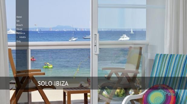 Hotel Sol Beach House Mallorca – Solo Adultos booking