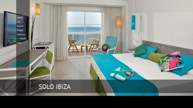 Hotel Sol Beach House Mallorca – Solo Adultos oferta