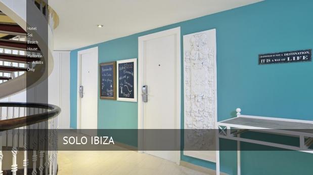 Hotel Sol Beach House Mallorca – Solo Adultos reverva
