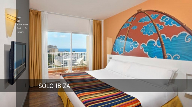 Hotel Sol Katmandu Park & Resort 4 Estrellas