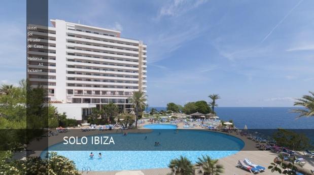 Hotel Sol Mirador de Calas - Mallorca - All Inclusive