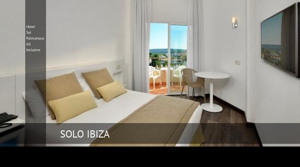 Hotel Sol Palmanova All Inclusive barato