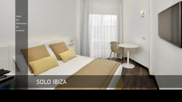Hotel Sol Palmanova All Inclusive baratos