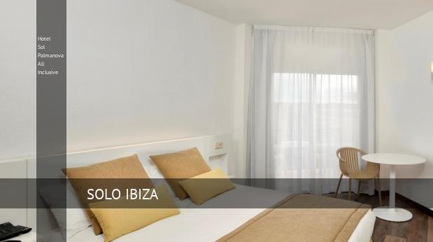 Hotel Sol Palmanova All Inclusive oferta
