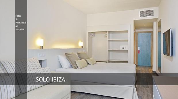 Hotel Sol Palmanova All Inclusive ofertas