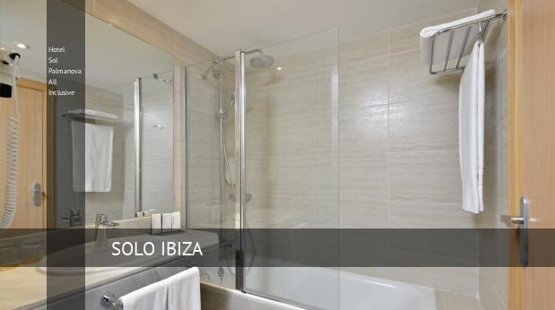 Hotel Sol Palmanova All Inclusive opiniones