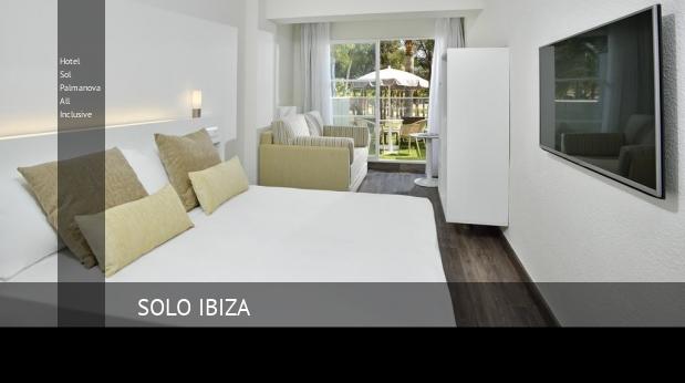 Hotel Sol Palmanova All Inclusive reservas