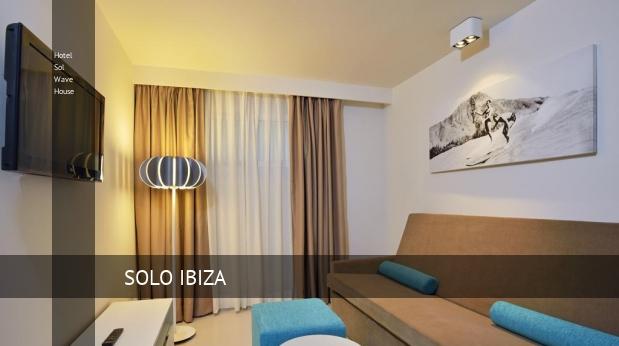 Hotel Sol Wave House oferta