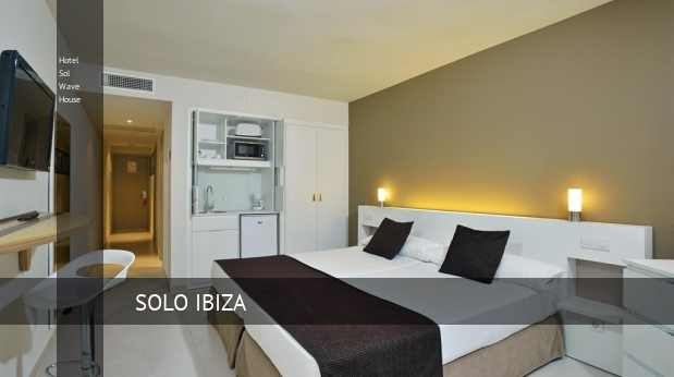 Hotel Sol Wave House reverva