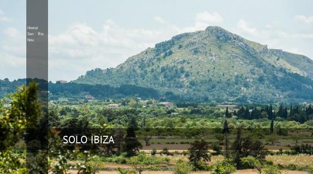 Hostal Son Rio Nou booking