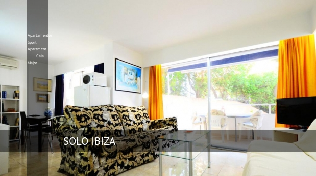 Apartamentos Sport Apartment - Cala Major reverva