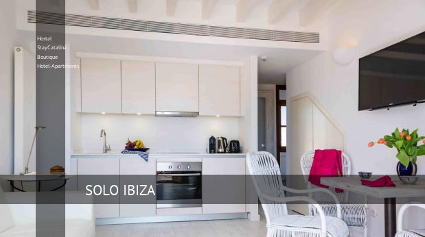Hostal StayCatalina Boutique Hotel-Apartments opiniones