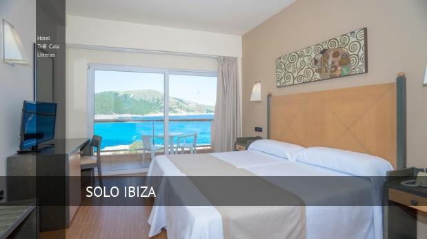 Hotel THB Cala Lliteras booking