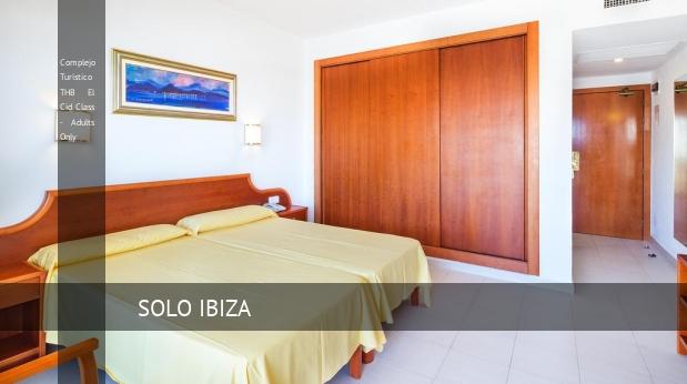 Complejo Turístico THB El Cid Class - Solo Adultos ofertas