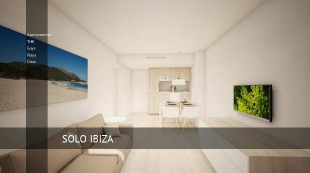 Apartamentos THB Guya Playa Class barato
