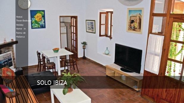 Hostal Three-Bedroom Holiday Home in Palma de Mallorca booking