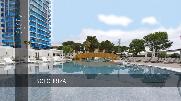 Tonga Tower Design Hotel & Suites Mallorca
