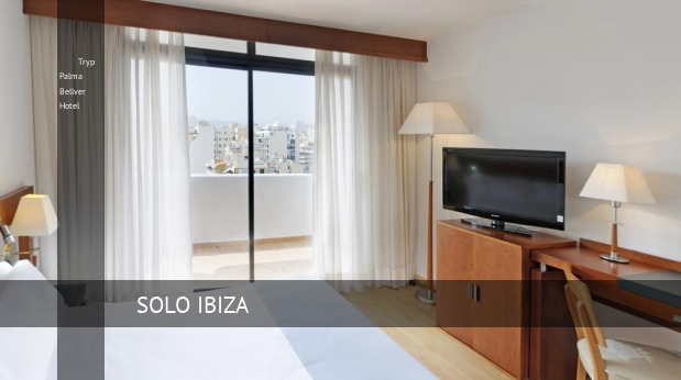 Tryp Palma Bellver Hotel reverva
