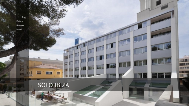 Hotel Tryp Palma Bosque Hotel