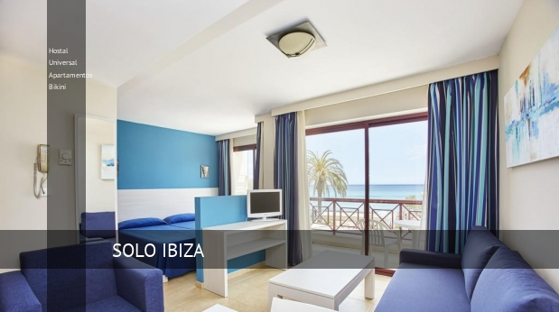 Hostal Universal Apartamentos Bikini booking