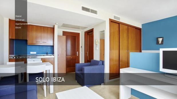 Hostal Universal Apartamentos Bikini reverva