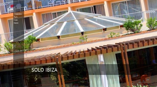 Valentin Park Club Hotel opiniones