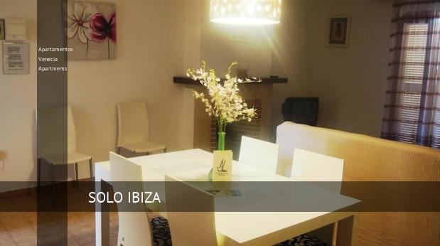 Apartamentos Venecia Apartments booking