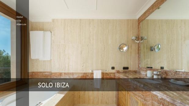 Hostal Villa Albercuix booking