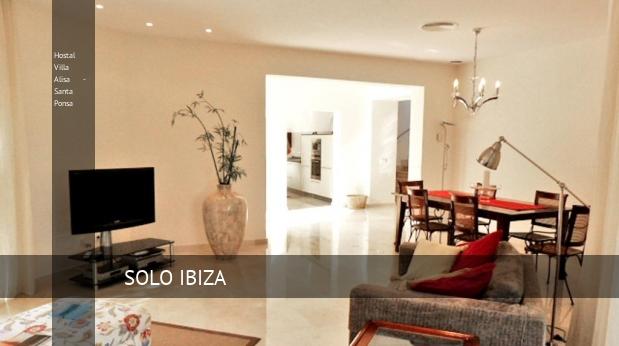 Hostal Villa Alisa - Santa Ponsa booking