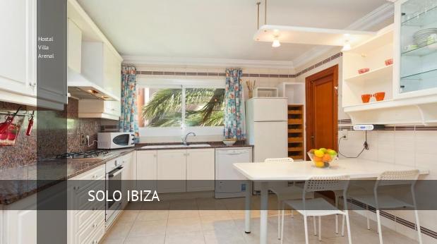 Hostal Villa Arenal opiniones