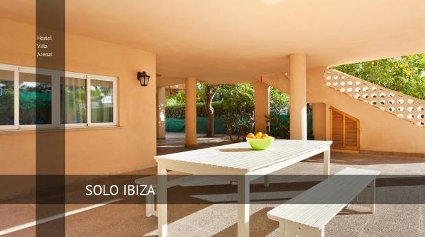 Hostal Villa Arenal reverva
