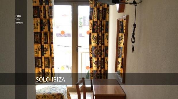 Hotel Villa Barbara baratos