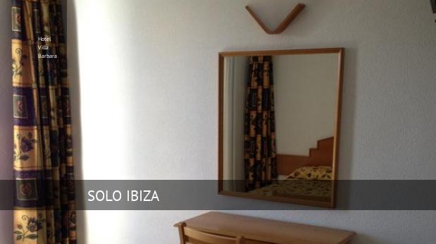 Hotel Villa Barbara reservas