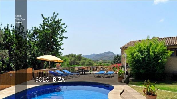 Villa Can Botana