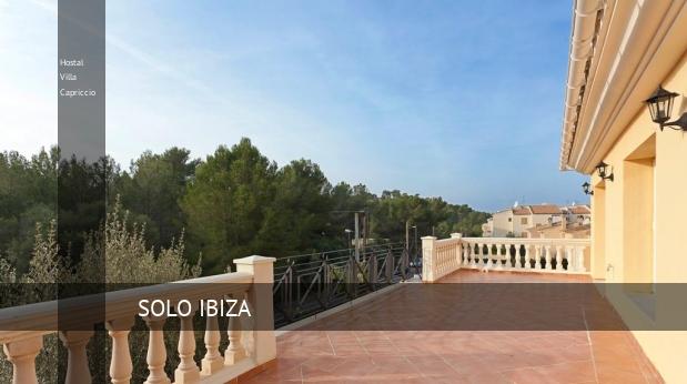 Hostal Villa Capriccio booking