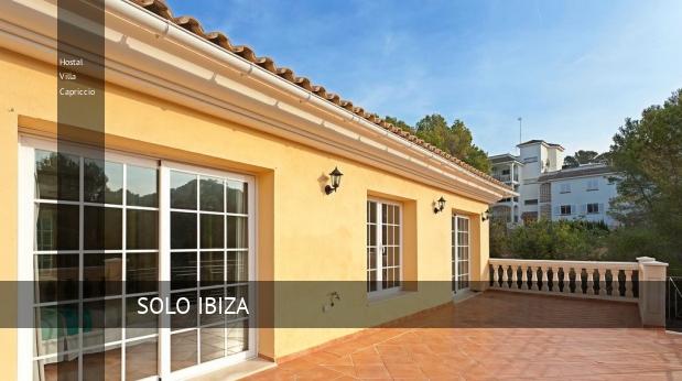Hostal Villa Capriccio reverva