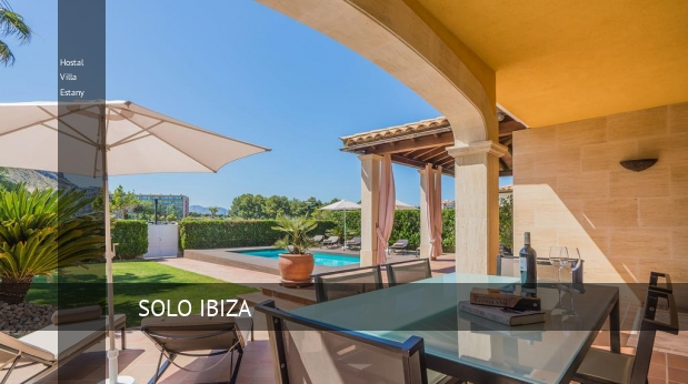 Hostal Villa Estany booking