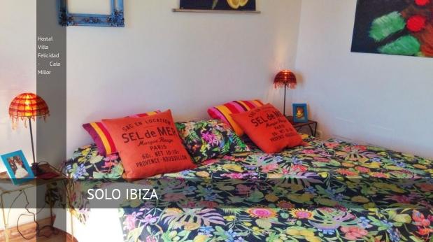 Hostal Villa Felicidad - Cala Millor booking