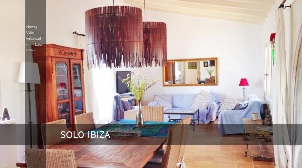 Hostal Villa Felicidad - Cala Millor reverva