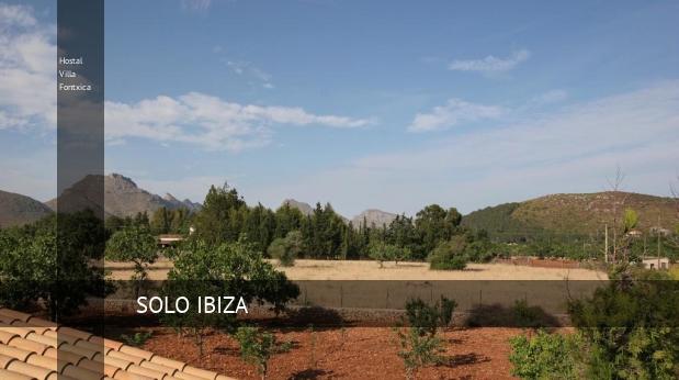 Hostal Villa Fontxica booking